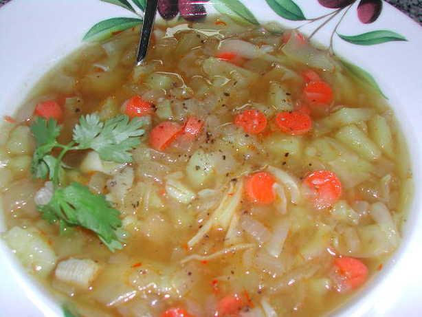 Provence Artichoke Soup