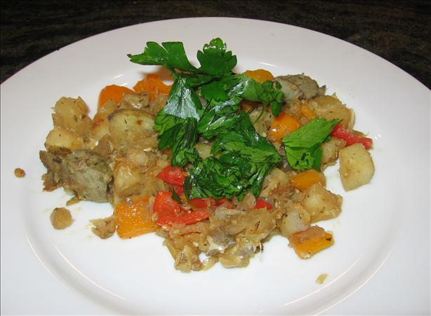 Italian Sausage Skillet Dinner