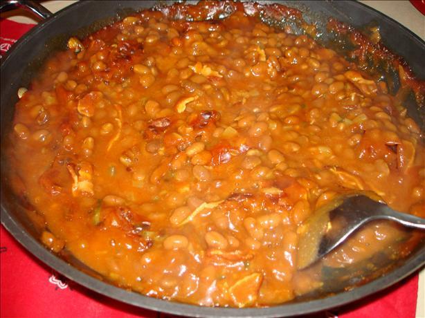 Brenda's Baked Beans