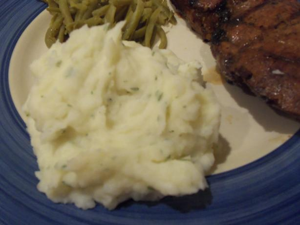 Impressive Mashed Potatoes