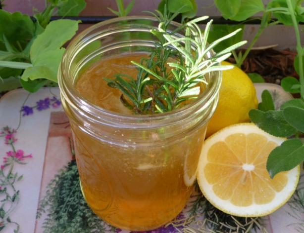 Lemon-Rosemary Tea