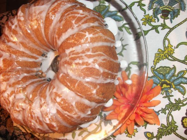 Ore-Oh Bundt Cake