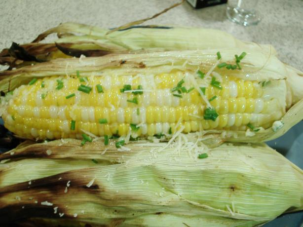 Grilled Corn on the Cob With a Cuban Twist