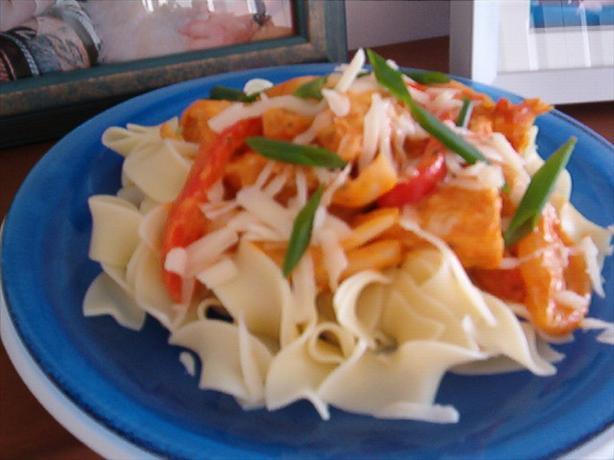 Easy Southwestern Pasta