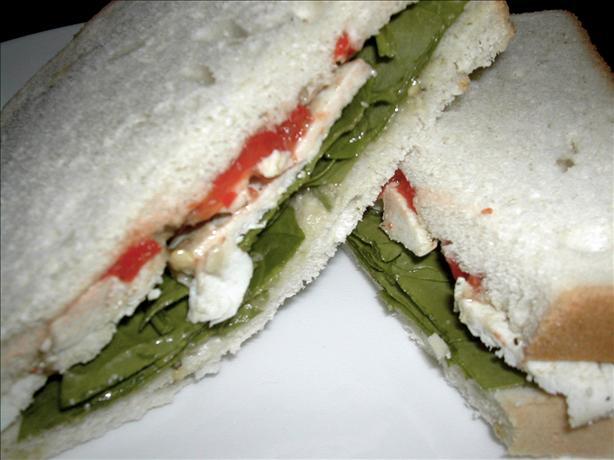 Botanical Sandwich