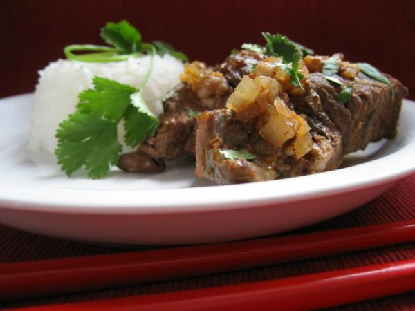 Thai Spiced Short Ribs