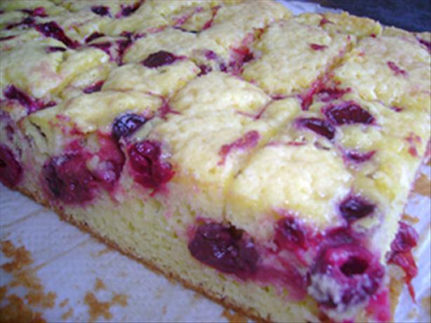Moist Cherrie Cake