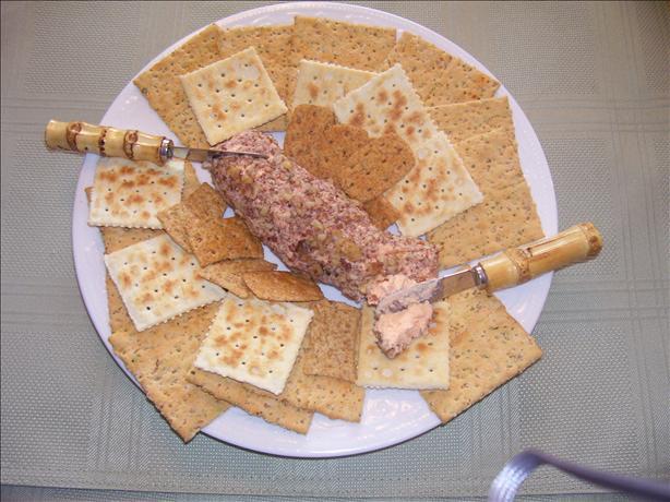 Creamy Cheese Log