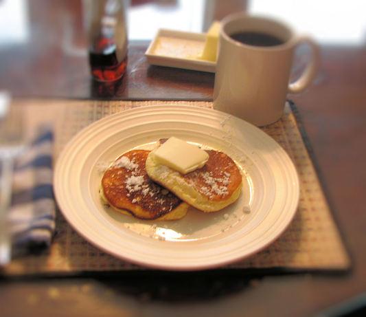 Pancake Puffs