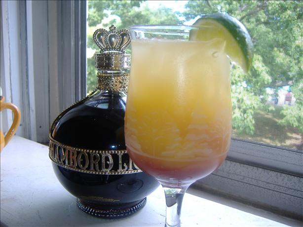 Blackberry Tequila Sunrise