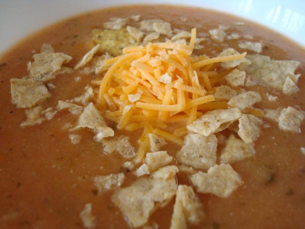 Tortilla Tomato Soup