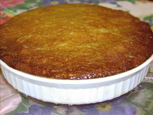 Grandma's Orange Cake