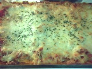 Lasagna a La Amanda