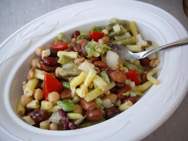 Bean Fiesta Salad