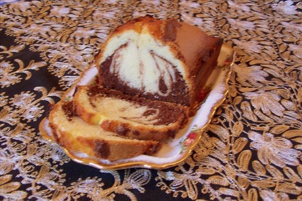 Alice Medrich's Tiger Cake