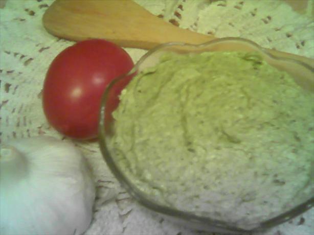 Basil-Garlic Butter