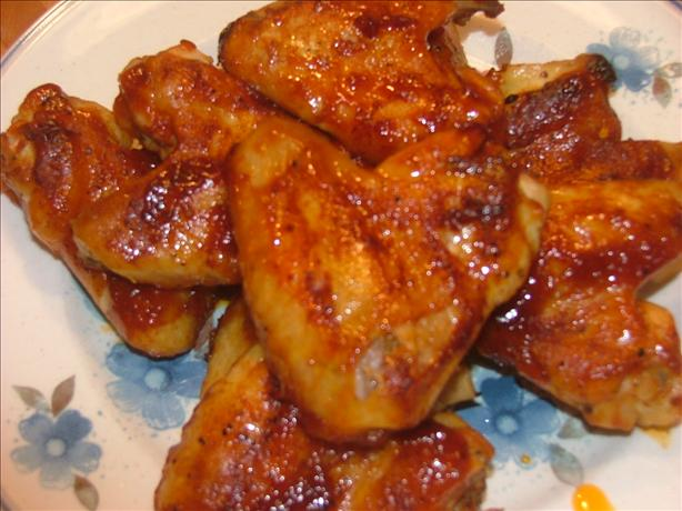 Simple Baked Chicken Wings