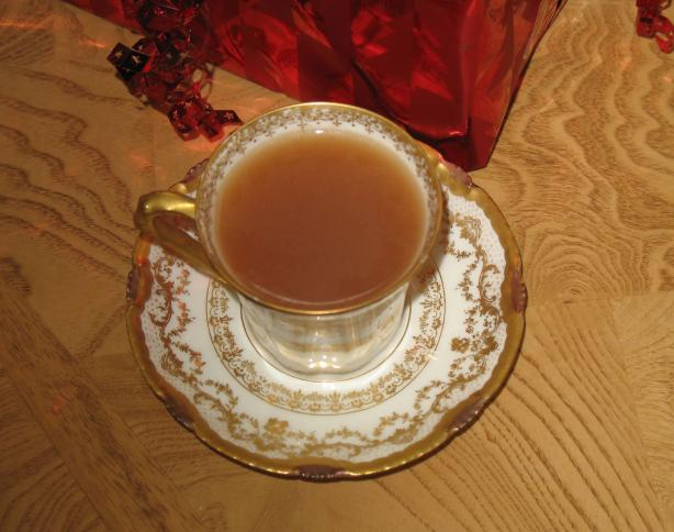 Butterscotch Tea