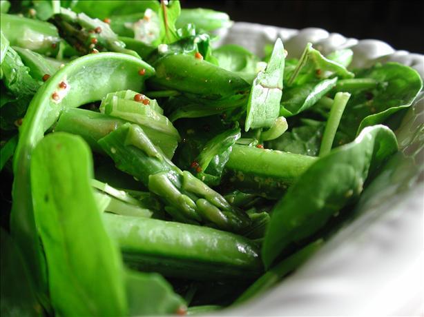 Greens Salad (Shamrock Salad)
