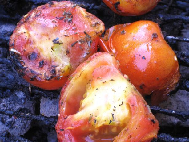 BBQ Tomatoes