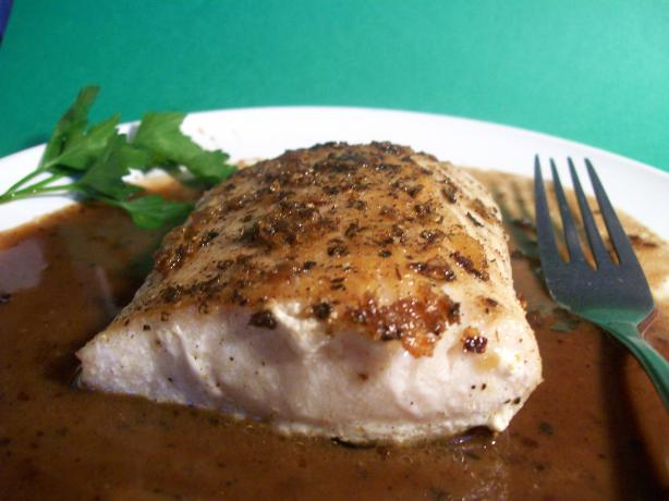 Peppercorn-Crusted Tuna