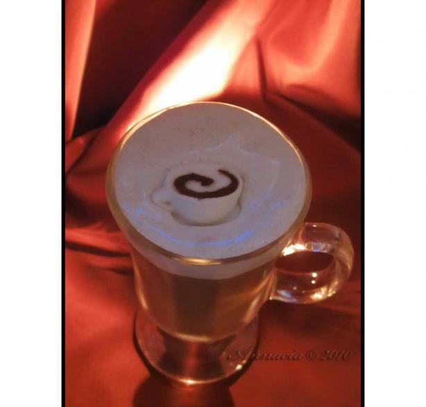 Dreamy Cappuccino Dessert