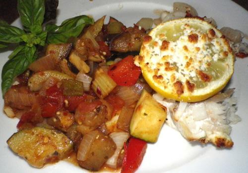 Eggplant Creole