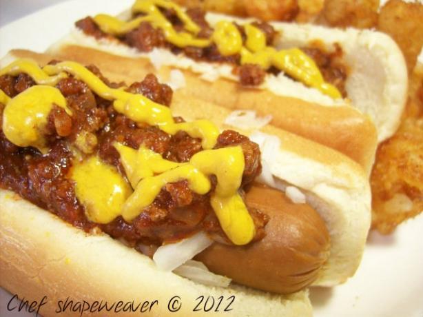Rhode Island Hot Wiener Sauce #1
