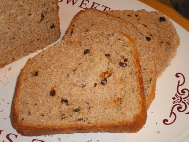 Briscoe's Irish Brown Bread (Bread Machine)