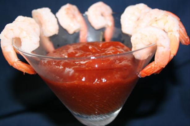 Horsey Cocktail Sauce