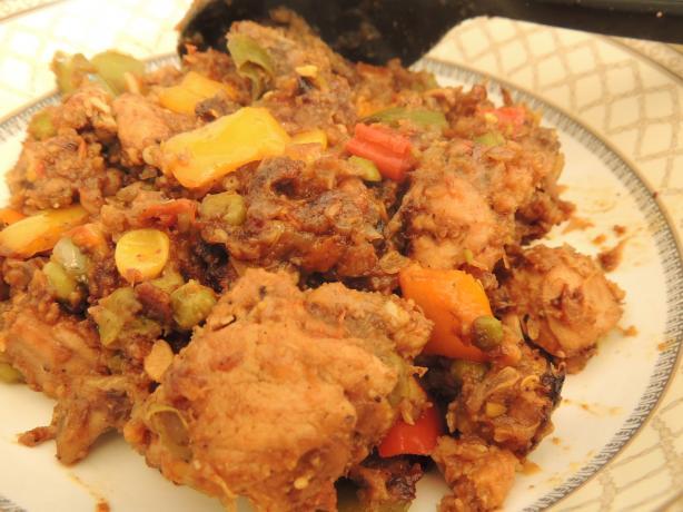 Chilli Chicken Stir-Fry