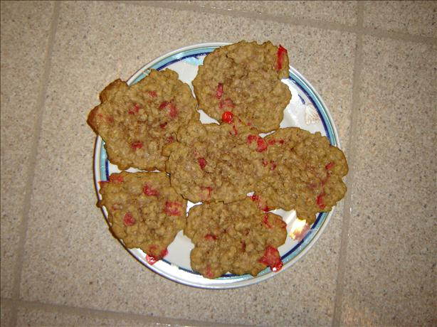 Oatmeal 'bastard' Cookies