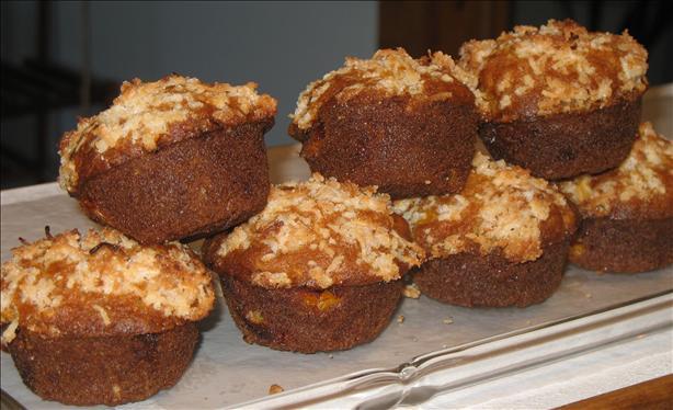 Coconut Orange Cupcakes