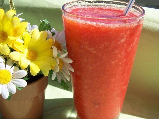 Strawberry Grapefruit Cooler