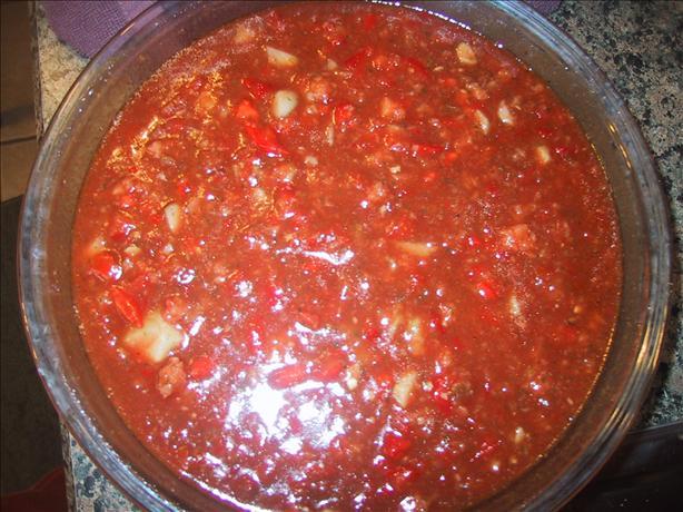 Yummy Gazpacho