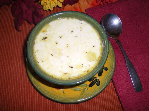 Garlic Chowder