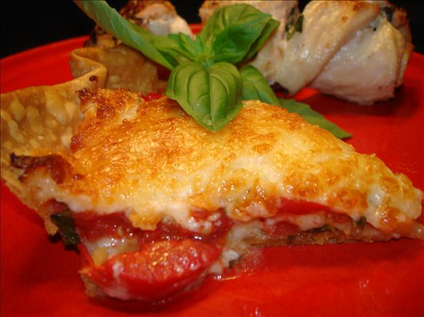 Tomato Torte