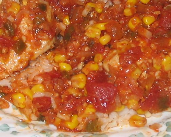 Mexicali Salsa Chicken