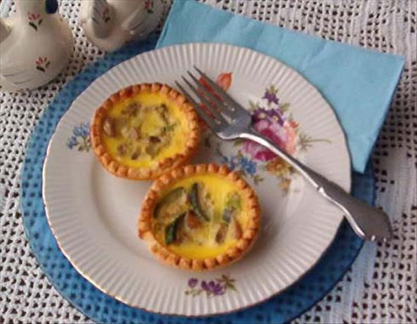 Quiche on the Run - for One