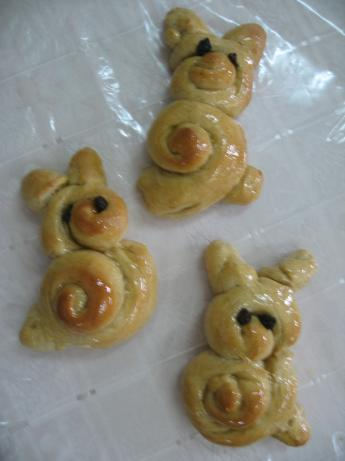 Honey Bunnies (Rolls)