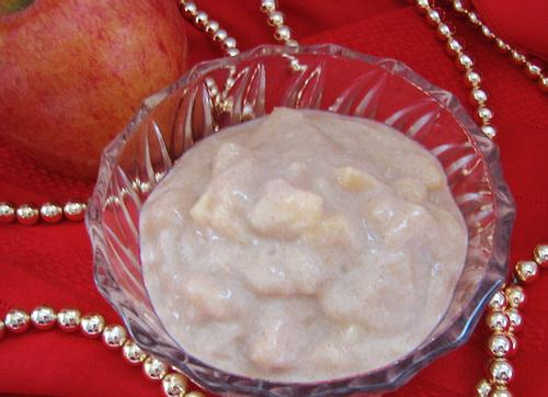 French Apple Yogurt