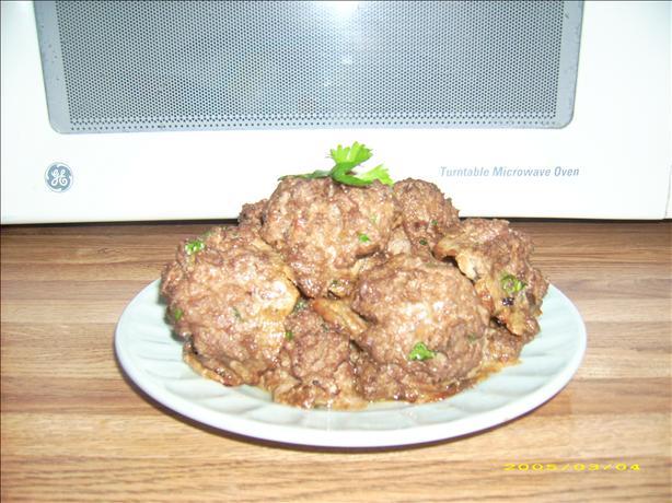 Easy, Delicious, Italian Meatballs