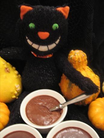 Chocolate and Amarula-Mousse