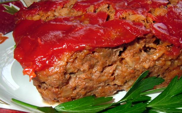 Old-Time Meatloaf