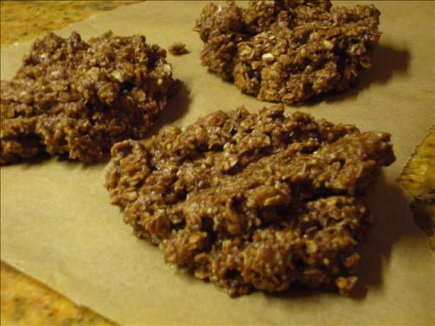 No Bake Cookies (For 1 or 2 People)