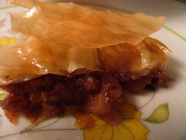 Apple Strudel Baklava