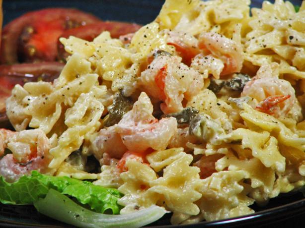 Nanas Macaroni Salad