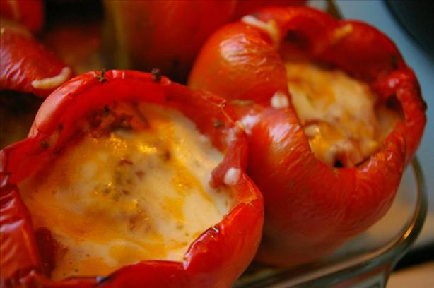 Stuffed Peppers from Longmeadow Farm