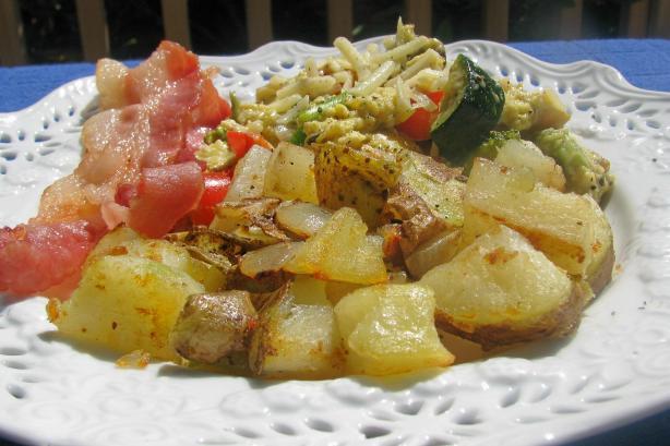 Kentucky Fried Potatoes