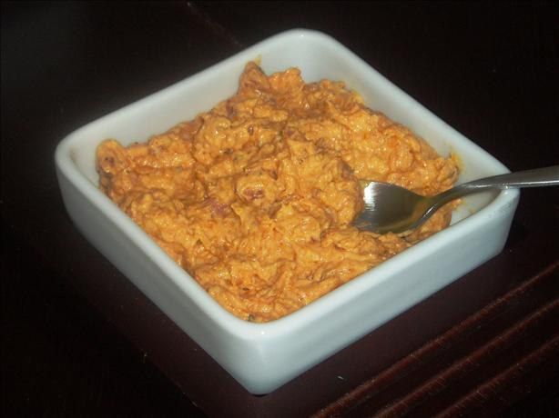 Pumpkin, Parmesan & Sage Dip